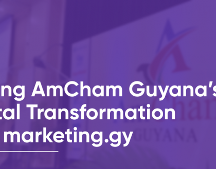 Driving AmCham's Digital Transformation with marketing.gy